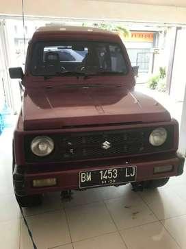 Suzuki jimny dx 1997