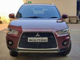 Mitsubishi Outlander 2.4 MIVEC 7 STR, 2010, Petrol