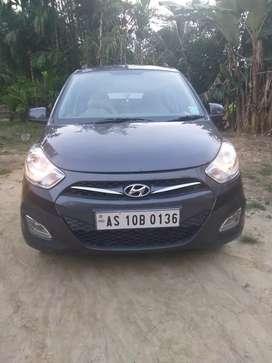 Hyundai i10 in excellent condition.