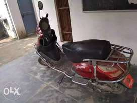 Want to sell electric scooty