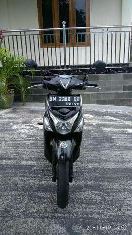 Honda beat pop esp idling stop starter halus pajak kota Pekanbaru