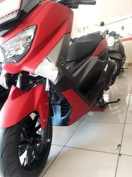 Yamaha NMAX tahun 2020 merah dooopp