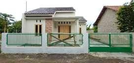 Dijual Rumah baru deket pasar Totogan Ngupit, Klaten