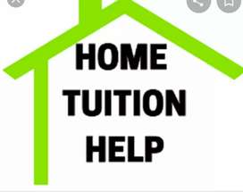 Home tution available