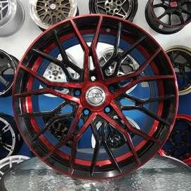 velg Zen wheel Ring 17x7,5 pcd 5x114,3 Ertiga,arena,Camry
