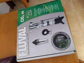 Fluval Co2 kit for planted tank - NEW