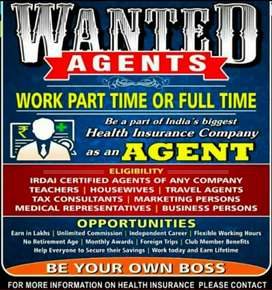 Required Health Producer's