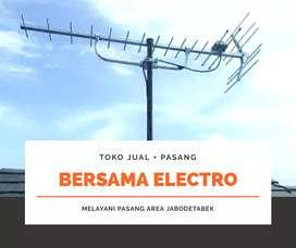 Jasa melayani pasang signal antena tv digital