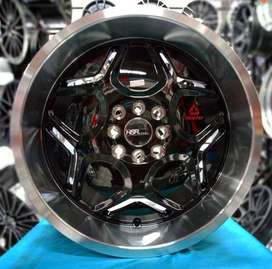 Velg R17 Celong Yaris Mobilio Swift Jazz Avanza Xenia