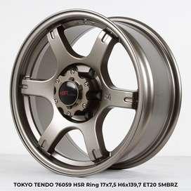 Velk Type New TOKYO TENDO 76059 HSR R17X75 H6X139,7