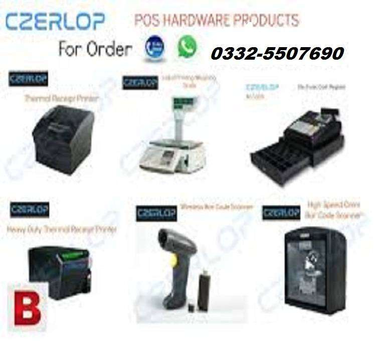 weighing scale for Label Printing & Receipt printing for Bakeries 0