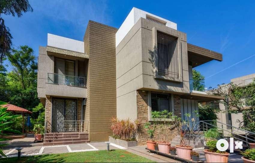 Buy Fully Furnished Lonavla 3 BHK Twin Villa Rs. 2.91Cr | 1% Brokerage 0