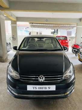 Volkswagen Vento 1.5 TDI Highline AT, 2016, Diesel