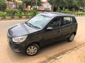 Company owned, well maintained, single hand Alto K10 Automatic