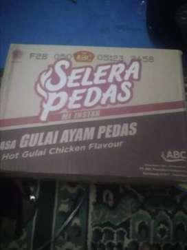 Mie ABC SELERA PEDAS PERDUS