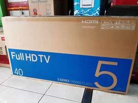 "Bisa KREDIT - LED tv 40"" samsung - proses cepat"
