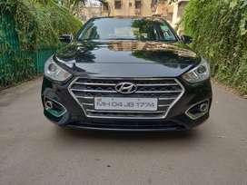 Hyundai Verna CRDi 1.6 SX Option Automatic, 2017, Diesel