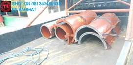 Cetakan buis beton q62