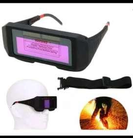 kacamata Las Otomatis Auto Darkening Automatic Welding Glass