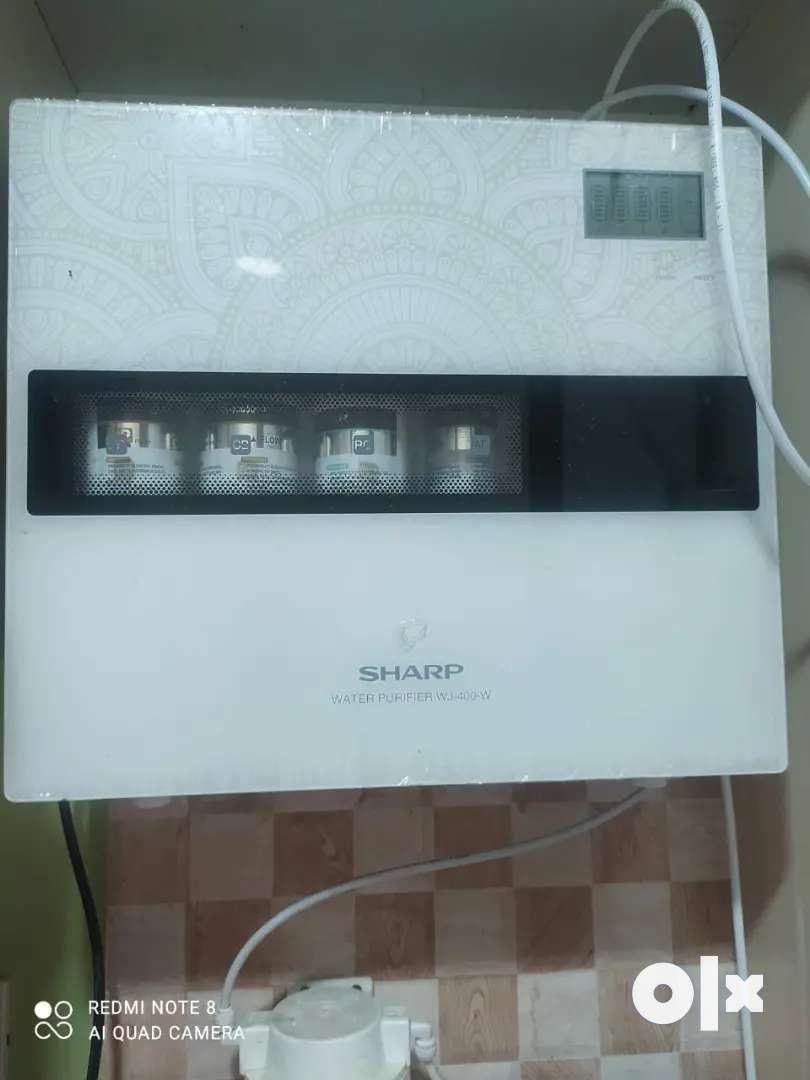 Sharp Water Purifier on sale