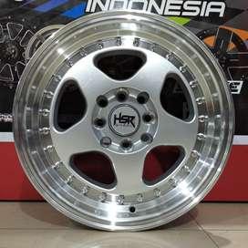 Velg mobil surabaya HSR Ring 15 Burn || Avanza Calya Sigra Brio Vios