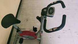 Gym red colour cycle