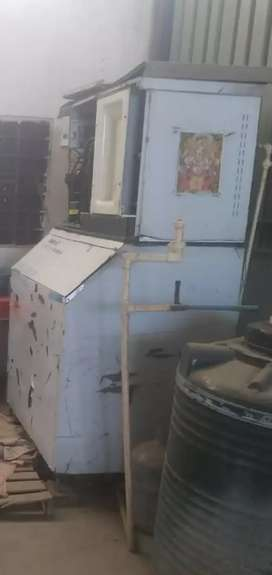 Scotsman ice cube machine, Dice type 800 kg par day