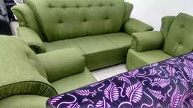 ST GREEN 5 SEATER BY ELEGANT