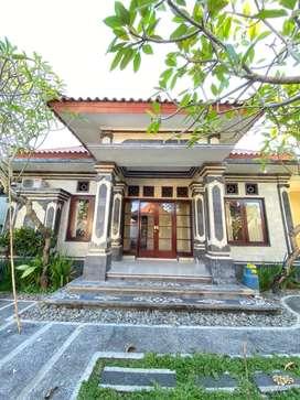 Dikontrakkan Rumah/Villa milik pribadi di Saba-Gianyar