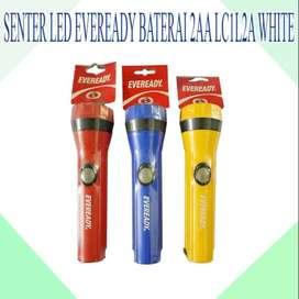 SENTER LED EVEREADY BATERAI 2AA LC1L2A WHITE