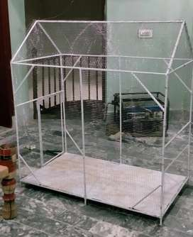 Cage is for caring parrots and other birds etc..