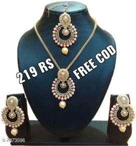 Latest Women's Jewellery Sets|Free COD