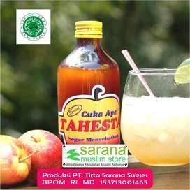 Cuka Apel Tahesta untuk kesehatan, stamina dan daya tahan tubuh