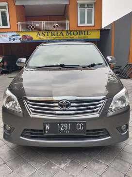Kijang Innova G Diesel Matic 2013 Istimewa tinggal gas bisa kredit