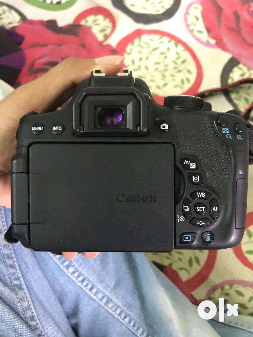 Canon 750D 0
