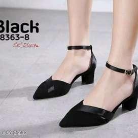 Sepatu hak wanita terbaru