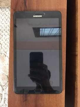 Samsung TAB A @ ₹12,000/-