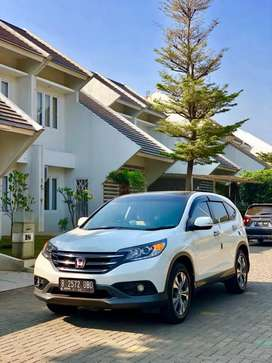 Honda Crv 2.4 AT 2012/2013 Model baru Good Condition!!