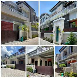 Rumah Semi Villa di Kota Denpasar