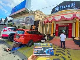 Guncangan KERAS/ NGAYUN2 Limbung DiMobil TUNTAS dg BALANCE DAMPER