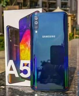 Samsung A50 , 4 months older