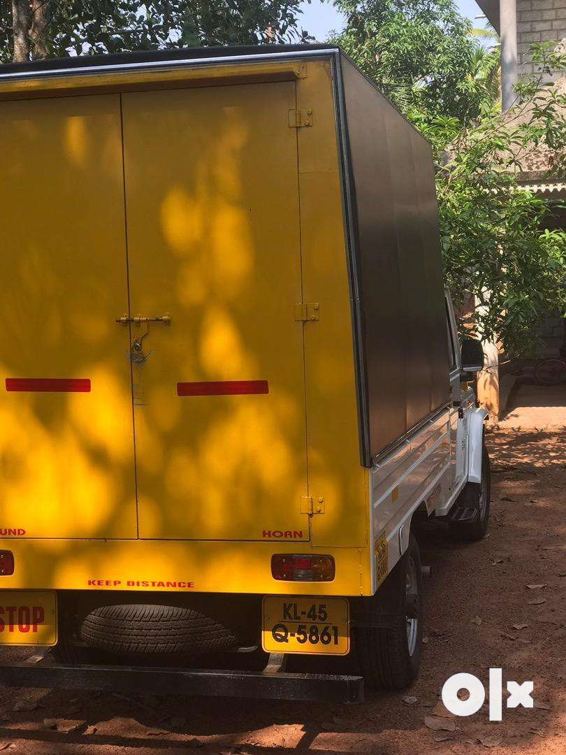 Coverbody bolero pickup rent for daily or mothly basis 0
