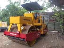 Tandem Dynapac CC41 kapasitas 8-10 Ton