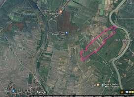 jual tanah 18 HA 90ribu per m2 pertanian cepiring kendal jawa tengah