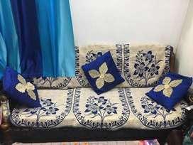 Sofa 6 setar 2 chier