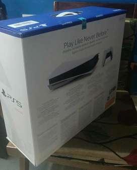 PlayStation 5 Indian Model sealed