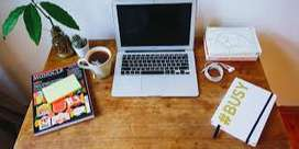 VACANCY FOR TYPING & COPY-PASTING WORK FROM HOME! SALARY RS 25,000!!