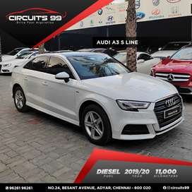 Audi A3 35 TDI Premium, 2019, Diesel