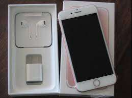apple i phone 7   are available on Good price with COD service.32 GB R