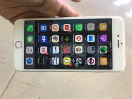 IPhone 6 Plus gold in mint condition